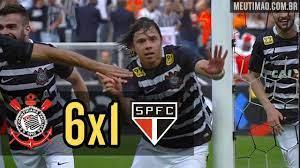 Corinthians 6x1 São Paulo - 22/11/2015 - Todos os gols | São paulo,  Paulinho, Corinthians e sao paulo