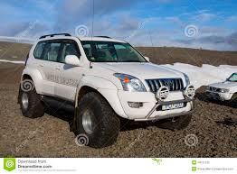 Heavy Duty Off-Road Vehicle In Iceland Editorial Photography ...