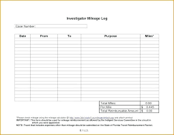 Vehicle Log Spreadsheet Vehicle Expense Log Template Mileage Free Printable Calculate And