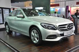 new car launches november 20142015 MercedesBenz C 200 unvieled in Bangalore launch on 25th November