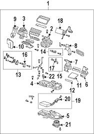 parts com® mazda motor fan blower partnumber gkkt61b10 2006 mazda 6 i l4 2 3 liter gas evaporator heater components