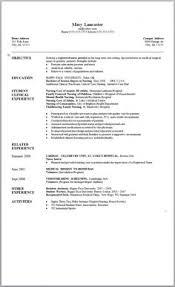 Certified Nursing Assistant Resume Certified Nursing Assistant