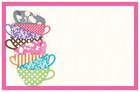 part invites party and birthday invitation tea party invites invitation