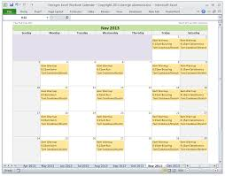 how to make your own calendar in excel excel fitness workout calendar template monthly calendar spreadsheet