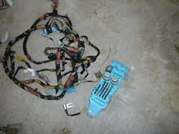 toyota supra turbo 5 speed fusebox dash wiring harness interrior image is loading toyota supra turbo 5 speed fusebox dash wiring