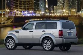 2008 Dodge Nitro - Information and photos - ZombieDrive