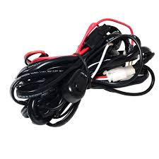 compare prices on led wiring harness online shopping buy low ee support 40a 300w wiring harness kit led light bar laser rocker switch fuse driving xy01