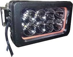 larsen lights led lights for your equipment par 36 4 5 led picture of led 840 rectangular 360° mount