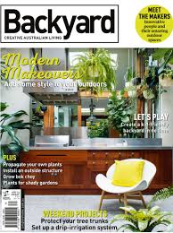Kitchen Garden Magazine Subscription Backyard Garden Design Ideas Universal Magazines