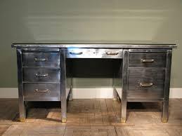 vintage steel furniture. Antique Metal Desk Furniture - Vintage Steel At