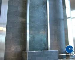 office water features. An Indoor Wall Fountain Can Be A Beautiful Addition To Any Lobby Of Office Building Water Features