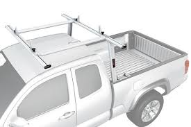 Aluminum Pickup Truck Rack w/ Cantilever Extension for Toyota Tacoma ...