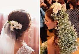 Svatební účesy S Květinami Krása ženský časopis