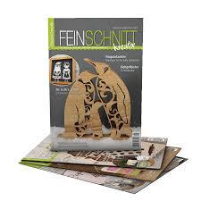 Feinschnittkreativ Das Magazin Für Laub Und