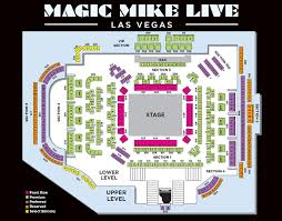 Magic Mike Live Tickets Las Vegas
