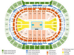 Pepsi Center Seating Chart Trans Siberian Orchestra Detroit Pistons At Denver Nuggets Tickets Pepsi Center