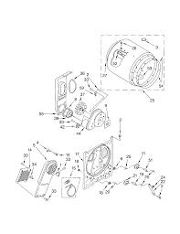 kenmore dryer belt. 11062622101 electric dryer bulkhead parts diagram kenmore belt