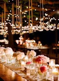 diy wedding reception lighting. Hanging Tea Lights Take Your Candleandflower Centerpieces Up A Notch By Pairing Them With Theyu0027ll Not Only Add Some Visual Interest Diy Wedding Reception Lighting