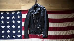 america s rebels all love this leather jacket