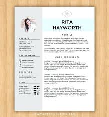Free Resume Templates Microsoft Office Curriculum Vitae Template ...
