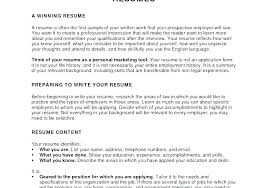 College Application Resume Samples – Hadenough