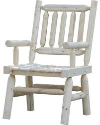 oversized patio chairs. Wooden Chairs Rustic Style Oversized Patio Furniture With Wide Space F