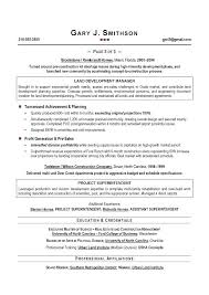 Examples Of Professional Skills Excellent Professional Resume Samples Building A Good Resumes With