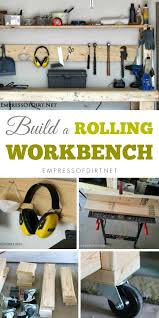 diy projects are a whole lot easier when you have a good workbench