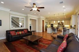 ceiling fans with lights for living room. ceiling fans with lights for large rooms in living room black leather sofa best