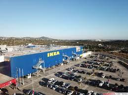IKEA Loulé, Portugal - Projet d'exception Barrisol