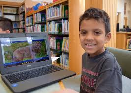 new hyde park garden city park school district have been researching animals in science using chromebooks and library books students have discovered