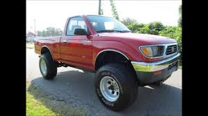 1996 Toyota Tacoma 4wd Lifted Truck For Sale - YouTube