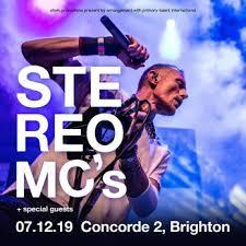 <b>Stereo MCs</b> - Concorde 2