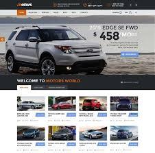 64 Best Car Automotive Wordpress Themes Free Premium