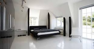 Bedroom With Marble Floor dayrime