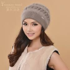 <b>Charles Perra</b> Women Knitted <b>Hats</b> Winter Thicken Double Layer ...