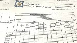 Eeocs Regulation Requiring Employers To Report Pay By Sex