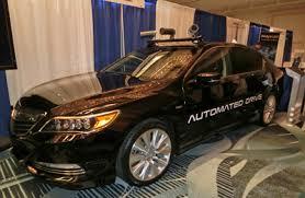 「自動運転推進に米政府が急ブレーキをかけた理由」の画像検索結果
