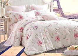 romantic american country style girls vintage fl bedding set elegant girls bedding set full size designer