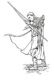 Legolas The Elf Prince Who Aids