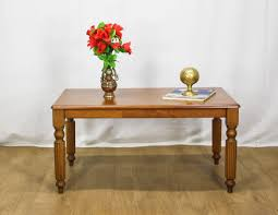 olive solid coffee table  used furniture online in bangalore
