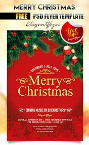 Christmas Flyer Templates 25 Best Free Christmas Flyer Templates Dzineflip