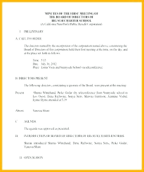 Download Notice Of Board Meeting Template For Free Notice Of