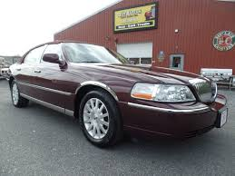 2007 Lincoln Town Car Designer Series For Sale 2007 Lincoln Town Car For Sale Autotrader
