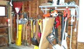 garage garden tool storage yard tool storage yard tool storage rack by garden tool storage