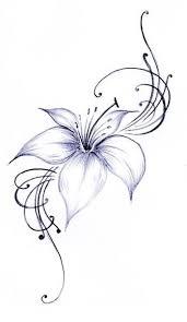 Bildergebnis Für Tattoo Lilie Tetování Tetování Nekonečna