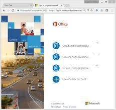 Using Office 365 Reiss Davis Graduate Center