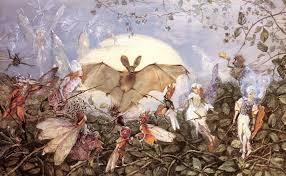 file john anster fitzgerald fairy hordes ing a bat jpg