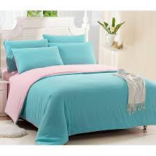 modern solid colored duvet covers of set
