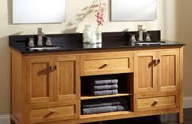 undermount bathroom double sink. Bathroom Vanity Medium Size Bathrooms Design L Bamboo Cabinet Undermount Medicine Vessel Sink Double